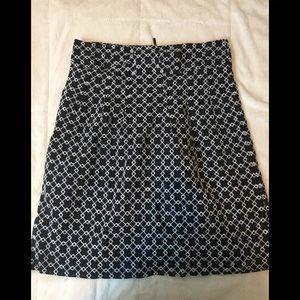 Grace Cotton Eyelet Skirt Size 8
